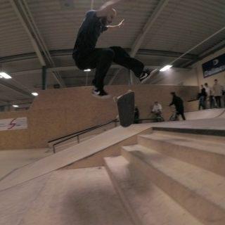 Skatehalle Regensburg